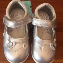 1st Walker Girls Shoe (Silver)
