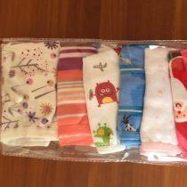 6 Piece Girls Panties