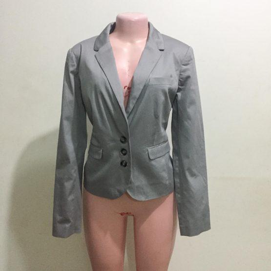 Ladies Grey Blazer (Size 8)